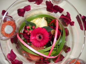 Blumen Bindekunst Sieg Bruchsal